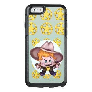 PET COWBOY ALIEN Apple iPhone 6/6s   SS OtterBox iPhone 6/6s Case