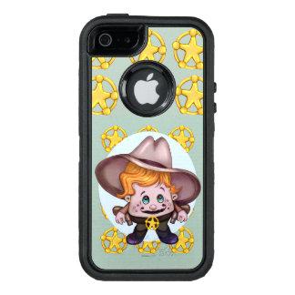 PET COWBOY ALIEN  Apple iPhone SE/5/5s DS OtterBox iPhone 5/5s/SE Case