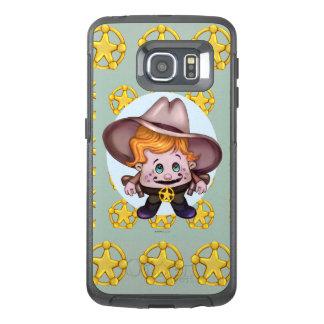 PET COWBOY ALIEN Samsung Galaxy S6 Edge   SS