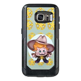 PET COWBOY ALIEN Samsung Galaxy S7 CS