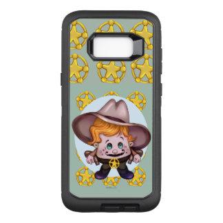 PET COWBOY ALIEN  Samsung Galaxy S8+ DS OtterBox Defender Samsung Galaxy S8+ Case