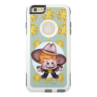 PET COWBOY ALIEN  Symmetry iPhone 6/6s CS W OtterBox iPhone 6/6s Plus Case