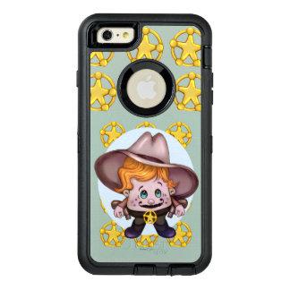 PET COWBOY ALIEN  Symmetry iPhone 6/6s DS OtterBox iPhone 6/6s Plus Case