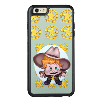 PET COWBOY ALIEN  Symmetry iPhone 6/6s SS
