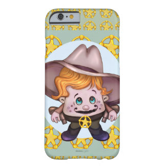 PET COWBOY iPhone 6/6s  BT Barely There iPhone 6 Case