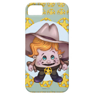PET COWBOY iPhone SE + iPhone 5/5S   BT iPhone 5 Case
