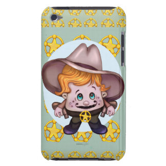 PET COWBOY iPod Touch  BT Barely There iPod Cover