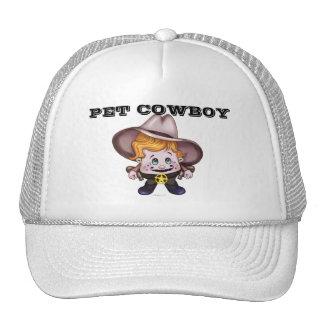 PET COWBOY Trucker Hat