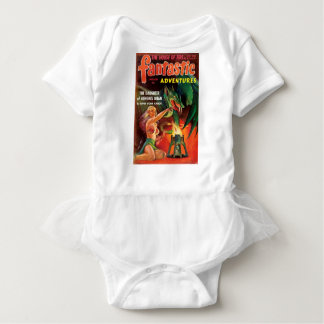 Pet Dragon Baby Bodysuit
