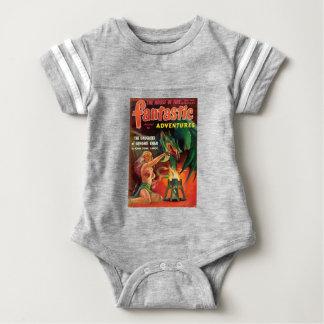 Pet Dragon Baby Bodysuit