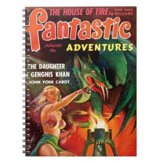 Pet Dragon Notebooks