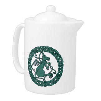 Pet Dragon teapot