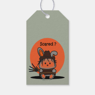 PET EVIL HALLOWEEN  GIFT TAG 2 PACK OF GIFT TAGS