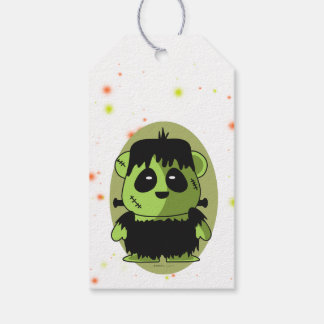 PET FRANKY MONSTER HALLOWEEN  GIFT TAG PACK OF GIFT TAGS