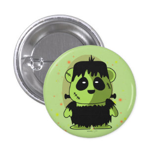 PET FRANKY  SMALL BUTTON
