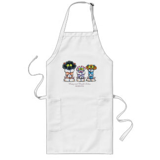 Pet Groomer Spa Dogs Robes Personalized Business Long Apron