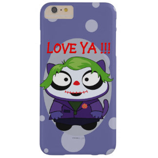 PET JOKER ALIEN CARTOON  Mate BarelyThere iPhone Barely There iPhone 6 Plus Case