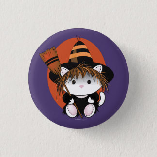 PET LITTLE WITCH  SMALL BUTTON