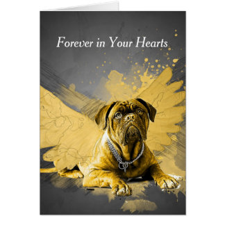 Pet Loss | dog | sympathy Card