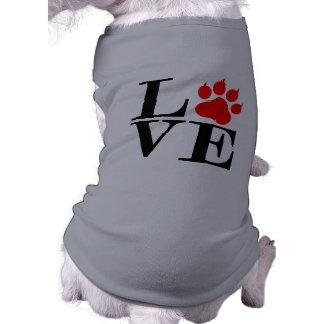 Pet Lover Paw Pet Clothing