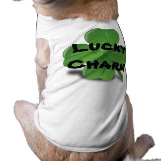 Pet lucky charm shirt