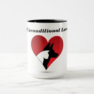 Pet Mug - Unconditional Love