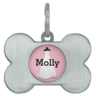 Pet of Honour Pet Name Tag