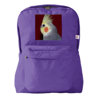 Pet Parrot Backpack