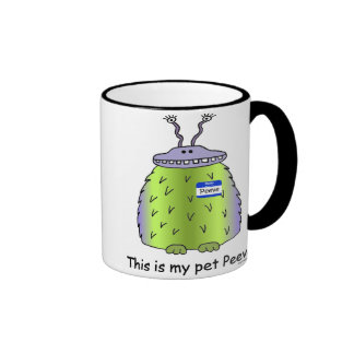 Pet Peeve mug