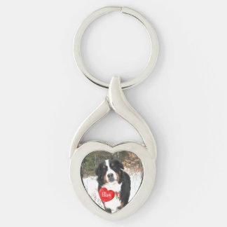 Pet Photo Gifts - Cat Memorial - Dog Memorial Keychain