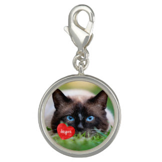 Pet Photo Memorial - Add Your Photo - Dog Photo Charm