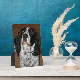 Pet Photo Plaque