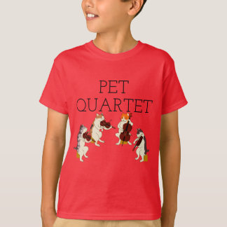 Pet Quartet T-Shirt