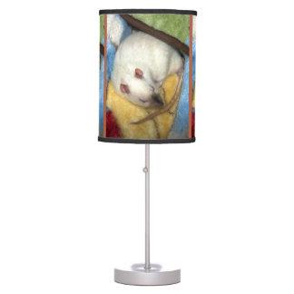 Pet Rat Duncan Lamp