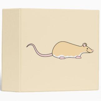 Pet Rat Fawn Berkshire White Belly Binders