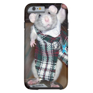 Pet Rat Ruby iPhone 6 case