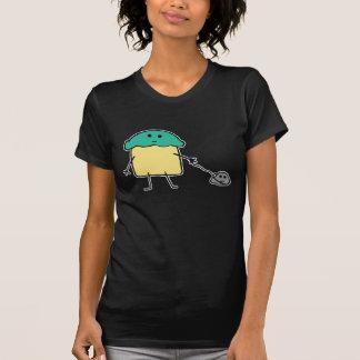 Pet Rock - Ladies Basic T-Shirt