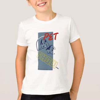 Pet Show T-Shirt