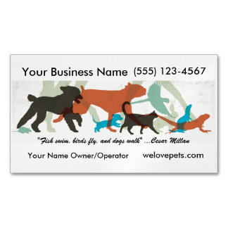 business card magnets for sale
