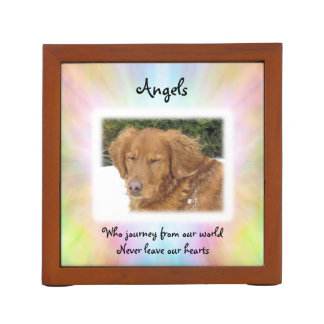 Pet Sympathy Pen/Pencil Holder Desk Organizer