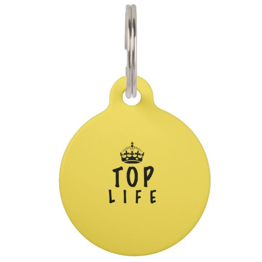 Pet Tag TopLife