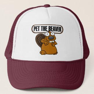 Pet The Beaver Hat