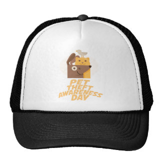 Pet Theft Awareness Day - 14th February Trucker Hat