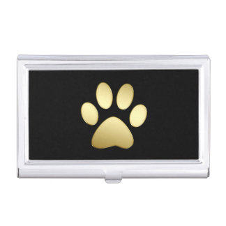 Pet Theme Business Card Case