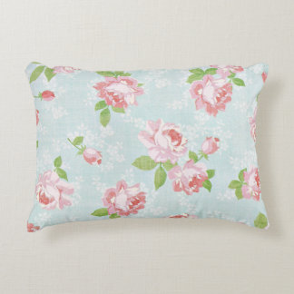Petal Pretty Cotton Accent Pillow