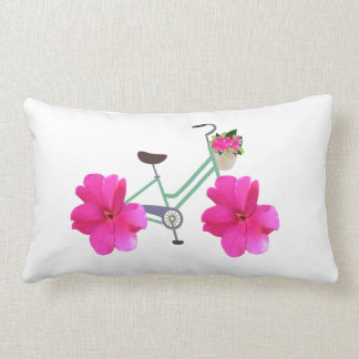 Petal Pusher Bike Pillow