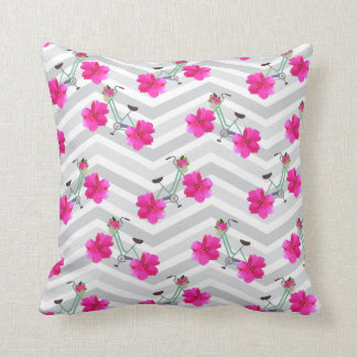 Petal Pusher Pillow
