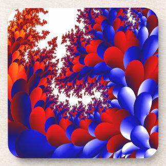 Petal With A Twist Coaster