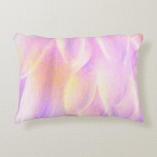 Petals Brushed Polyester Accent Pillow
