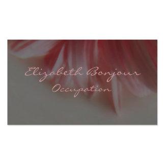 Petals ~ Business Card